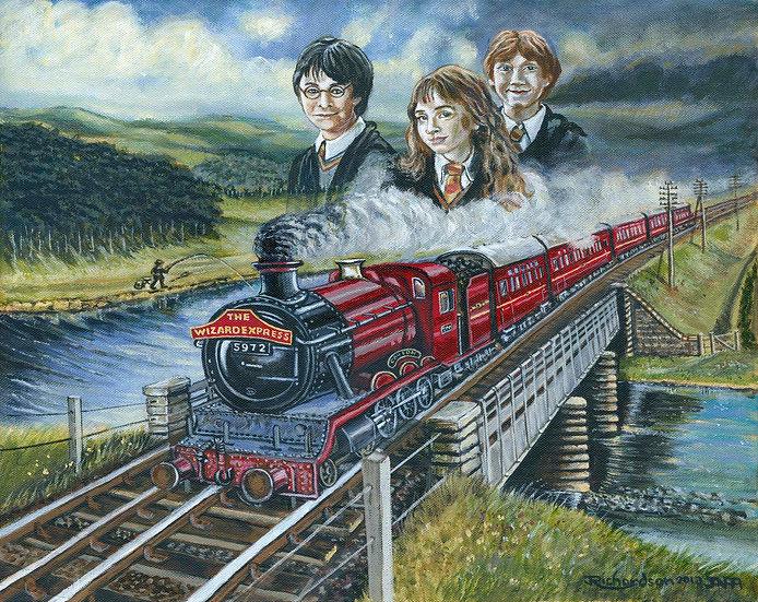 Harry Potter & Friends