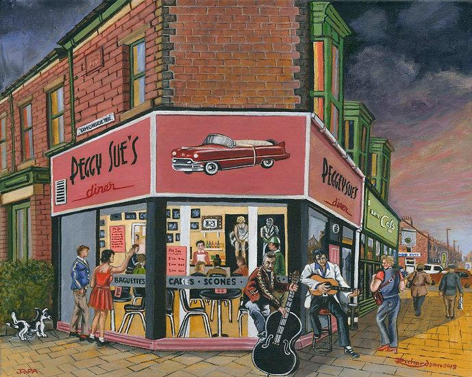 Peggy Sue's Chilli Road