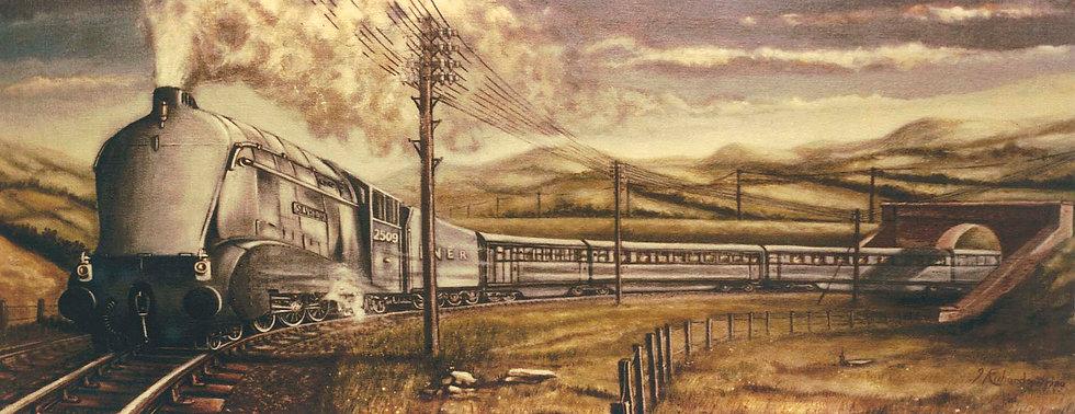 Silver Link Train