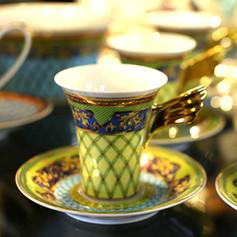 Versace Cup & Saucer