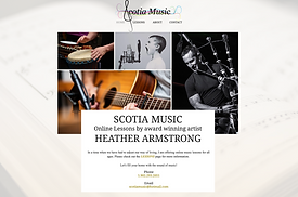 Scotia Music - Revamped