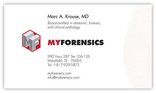 My Forensics