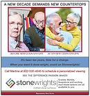 Stonewrights Paper Ad