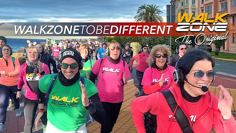"""WalkZone® Bari """"Energia Pura lungo il Mare"""""""