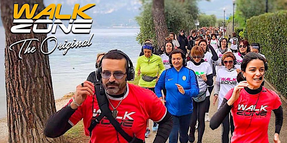 "WalkZone® Garda (2ª sessione) ""Lungo Lago"""