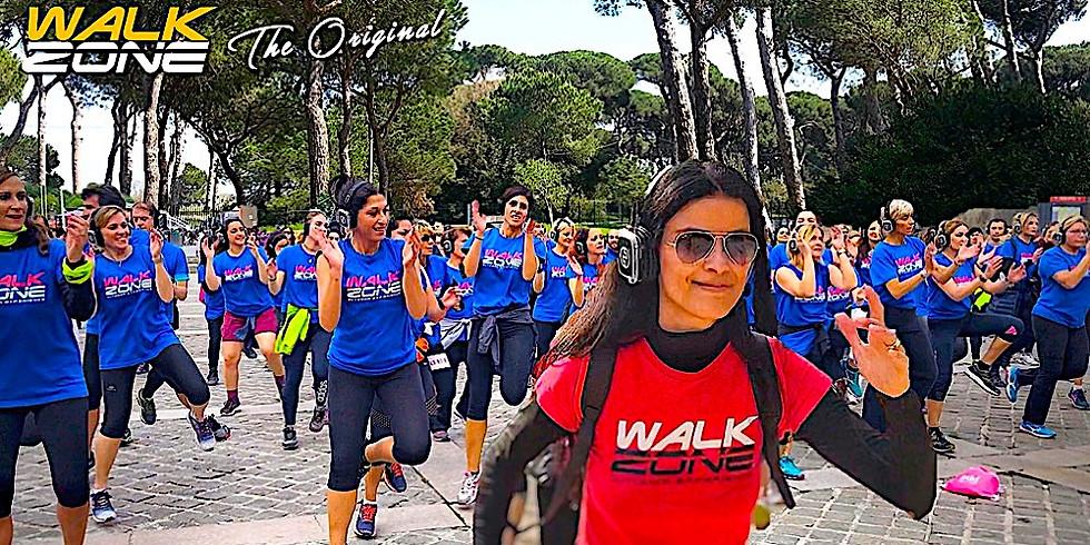 "WalkZone® Ostia (1ª sessione) ""Pineta di Castel Fusano"""