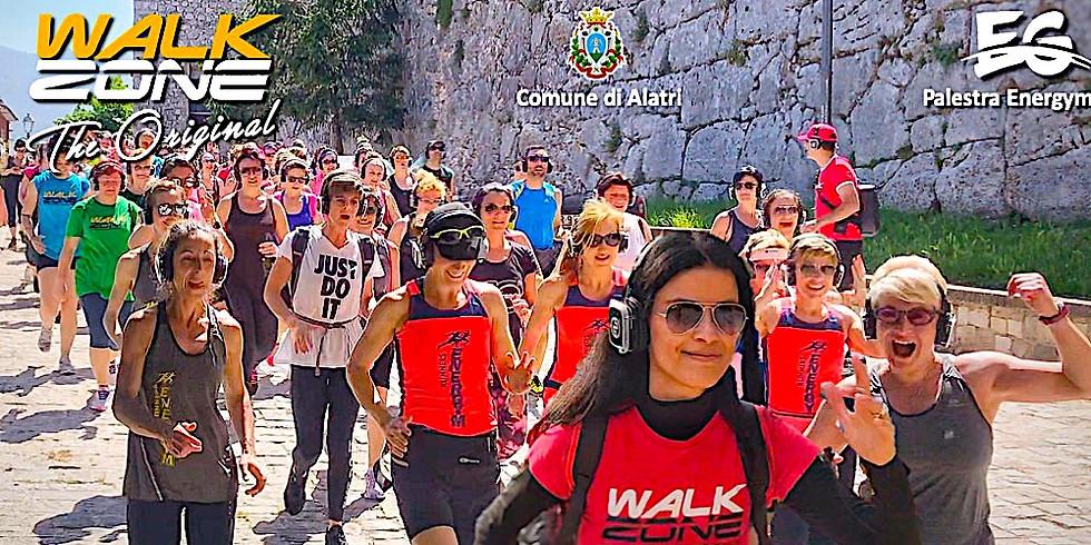 """WalkZone® Alatri """"Acropoli del Centro Storico"""""""
