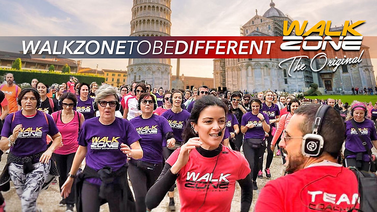 """WalkZone® Pisa """"Parco delle Piagge"""""""