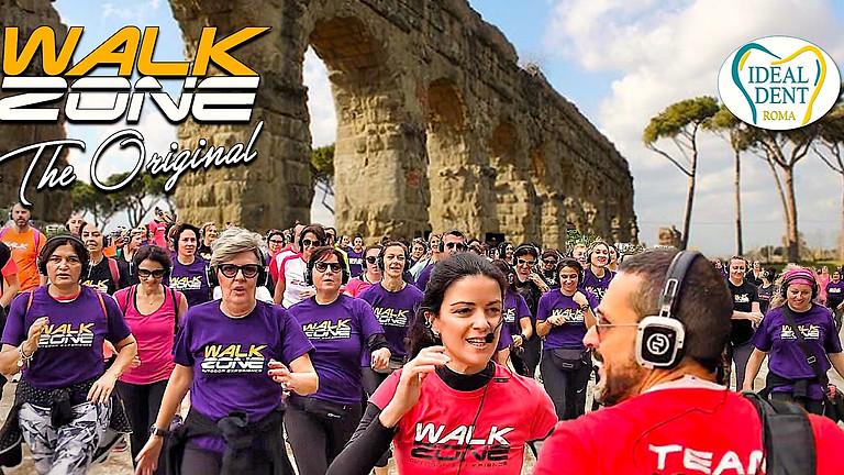 """WalkZone® Roma """"Parco degli Acquedotti"""" (1ª Sessione)"""