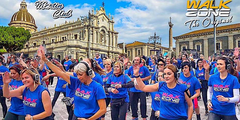 """WalkZone® Catania """"Tra le Bellezze del Centro Storico"""""""