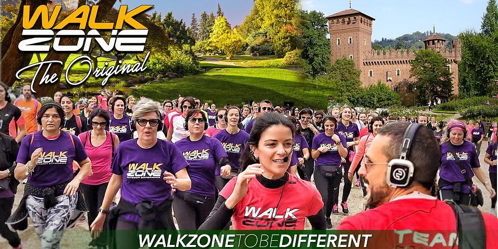 """WalkZone® Torino """"Parco del Valentino"""""""