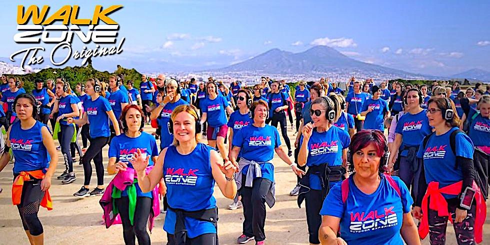 """WalkZone® Napoli """"Parco Virgiliano"""" (2ª Sessione )"""