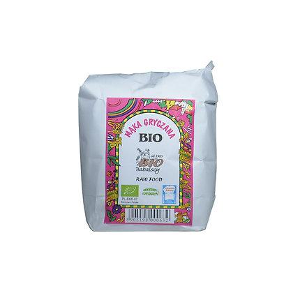 Mąka gryczana BIO typ 1850 0,5 kg