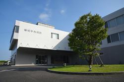 磐城中央病院・外観