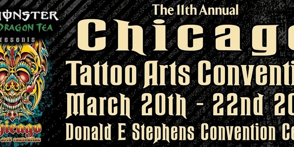 Chicago Tattoo Art Convention
