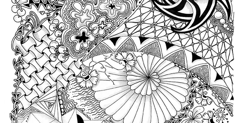 Zentangle®- Zeichnen Workshop