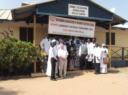 Health Centre Staff