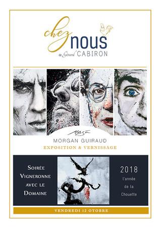 """Vernissage """"Chez Nous"""" à Montpellier."""