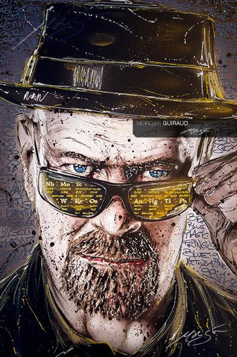 Heisenberg from Breaking Bad | Bryan Cranston as Walter White