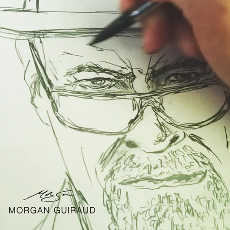 Heisenberg drawing
