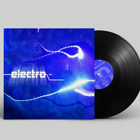 Vinyl Record Electropop