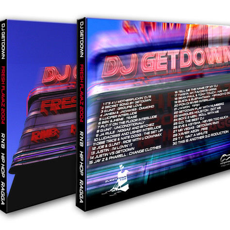 DJ Getdown Album Cover