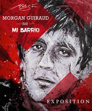 "Expo ""La Sangre del Barrio"" à Montpellier. Vernissage Jeudi 16 Mai"