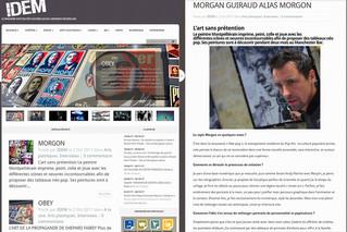 IDEM MAG | Morgon, l'art sans prétention