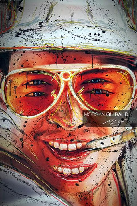 Fear and Loathing in Las Vegas - Johnny Depp - Raoul Duke