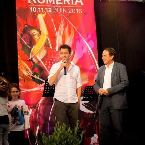 Concours d'affiche Romeria Mauguio