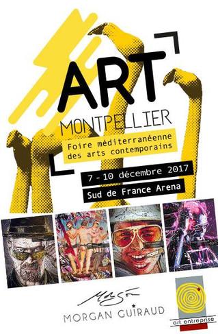 Rendez-vous à l'Arena pour ART Montpellier