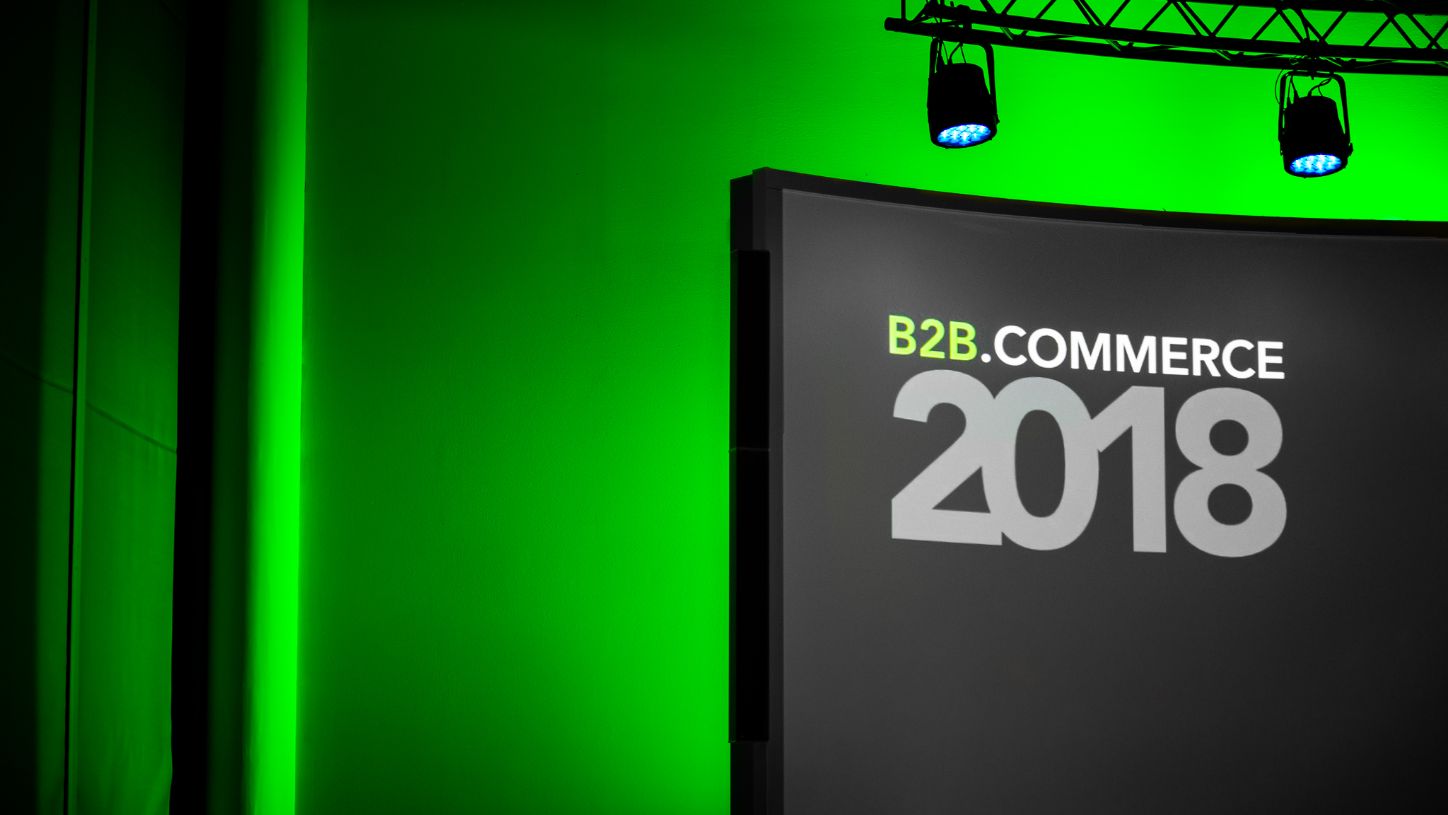 B2B.Commerce 2018
