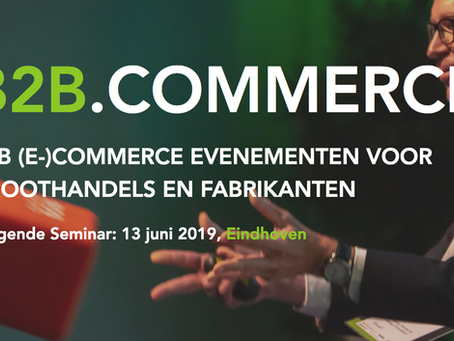 13 juni - B2B Seminar - Fire up your B2B Commerce