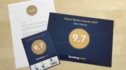 Note Booking en 2017