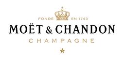 Champagne Moët et Chandon proche du gîte Céleste