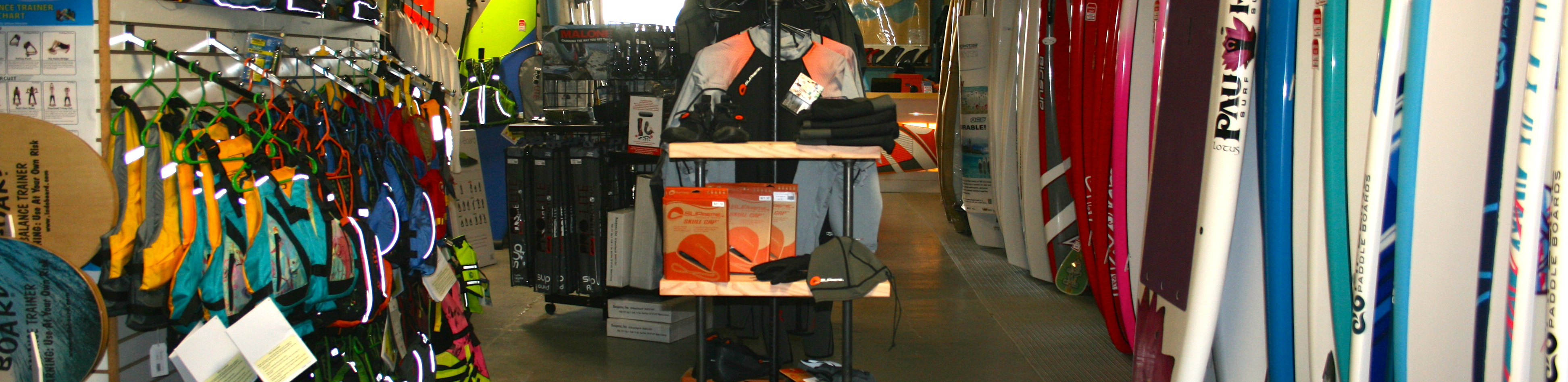 sup gear in paddle shop.jpg