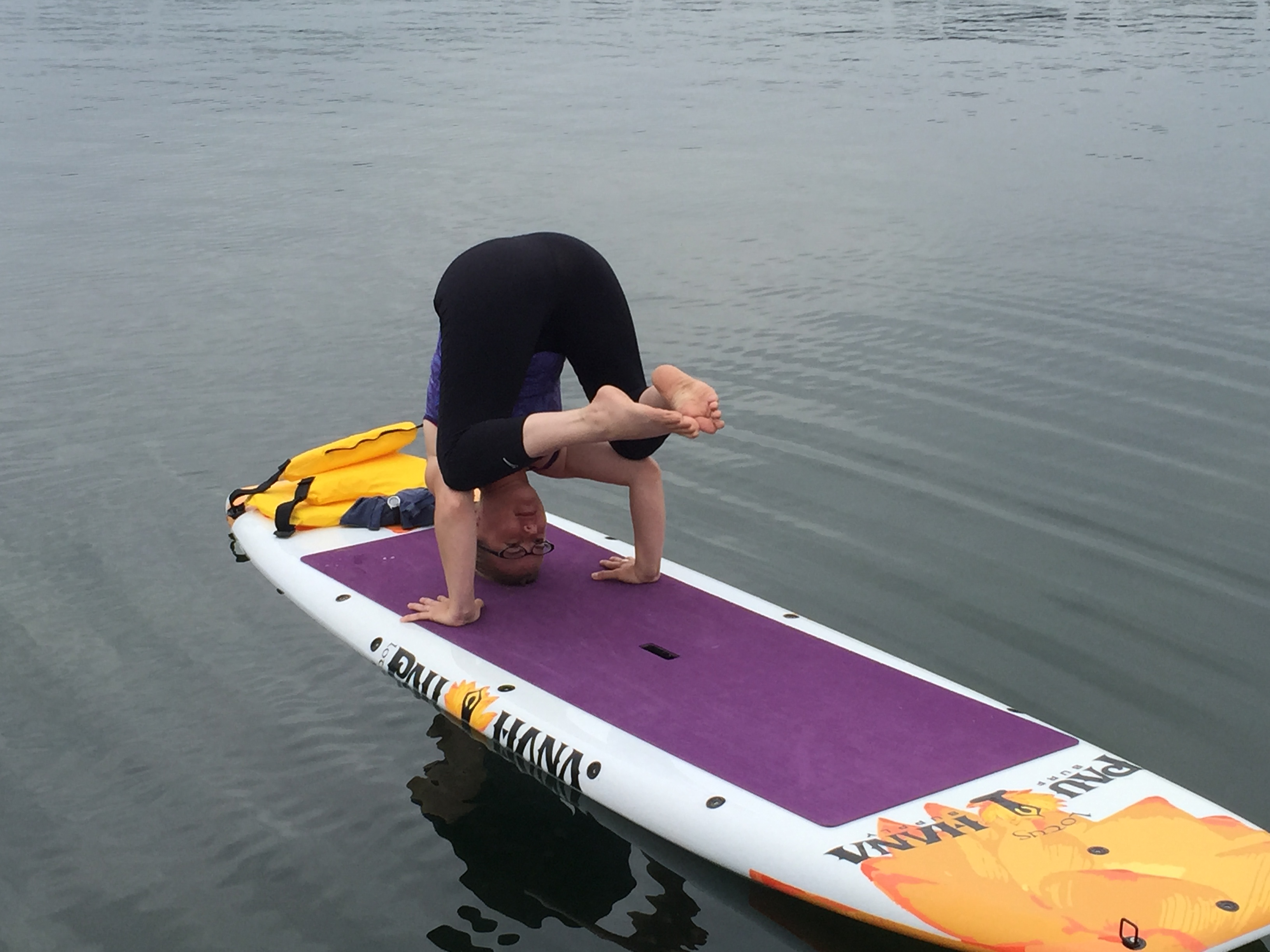 Demo Yoga Boards