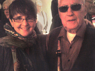 Lessons with Lee Konitz