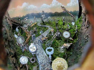 My twee experience at Wee Fairie Village in a Steampunk Wonderland