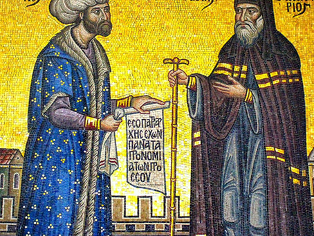 The First Ottoman Patriarch: Scholarios on the Throne