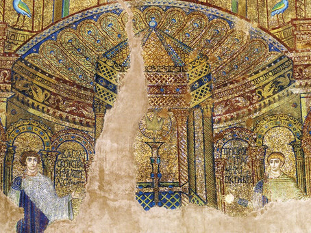 Eternity in Byzantine Art