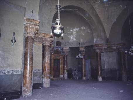 The Fate of Byzantine Churches Under Early Islam