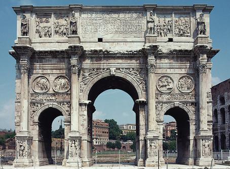 Byzantine Rome Part 1: Rome Under Constantine
