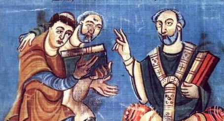 Orbis Britanniae: A Dark Age Alphabet