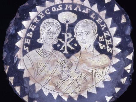 The Invention of Roma Christiania: How the Early Papacy Policed Art & Faith