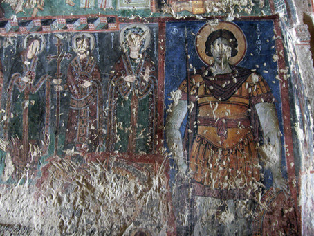 Before the Storm: The Status of Images in Christianity Before Iconoclasm