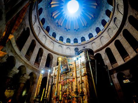The Development of Christian Jerusalem