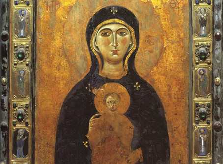 You Can't Just Make Sh** Up: How Venice Lied to The World About its Byzantine Icon