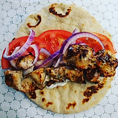 Chicken Souvlaki Pita