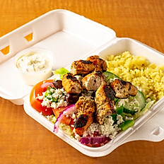 Chicken Dinner Platter